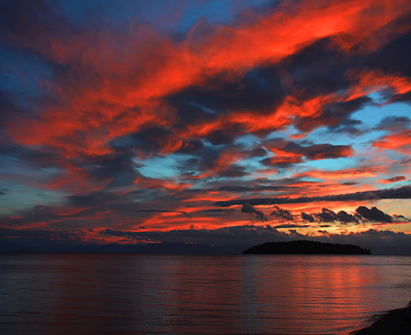 Sechelt Sunset