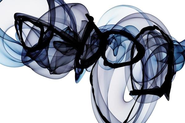 Orl 10287 10 41 Blue Tech 2017 04 14 Art | Irena Orlov Art