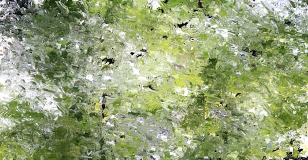 Orl 10279 Forest Greens 3 Art | Irena Orlov Art