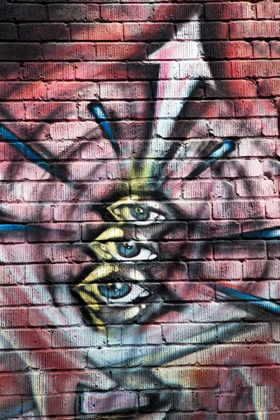 Three Eyes Photography Art by frednewmanphotography