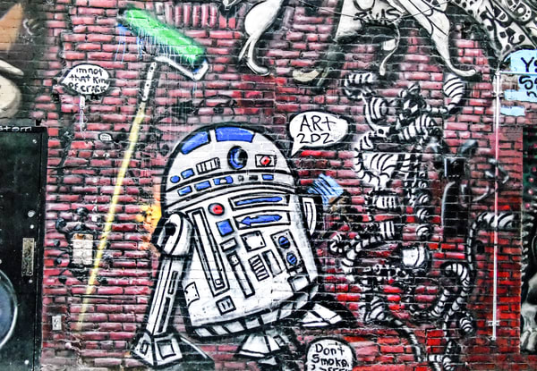 R2 D2 Photography Art | frednewmanphotography