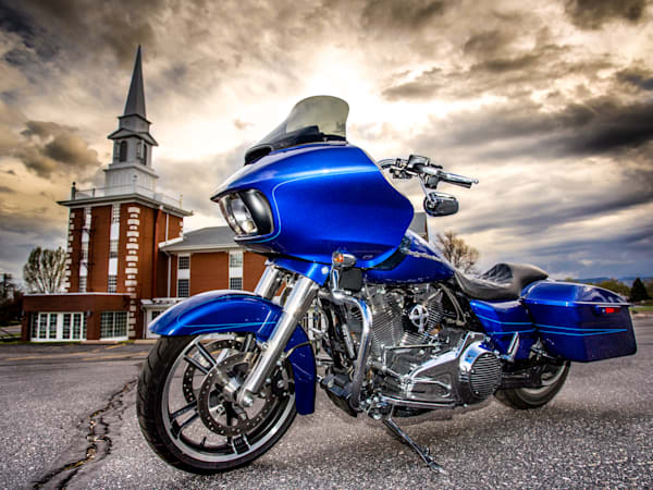 Road Glide Heaven Photography Art | 1582 Photography