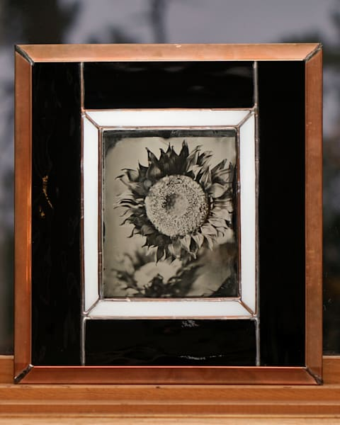 Image Of Love   Black Glass Ambrotype Photography Art | 1582 Photography
