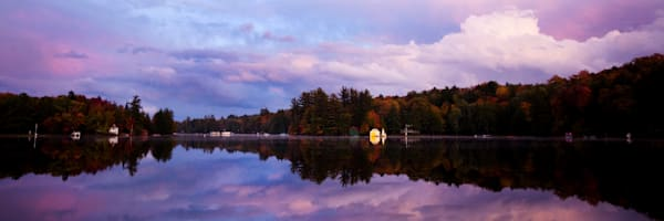 Old Forge Pond Panoramic