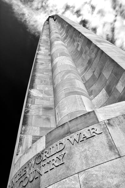 Purchase a fine art photograph of the only dedicated World War 1 Museum and Monument in the nation located in Kansas City, Missouri.