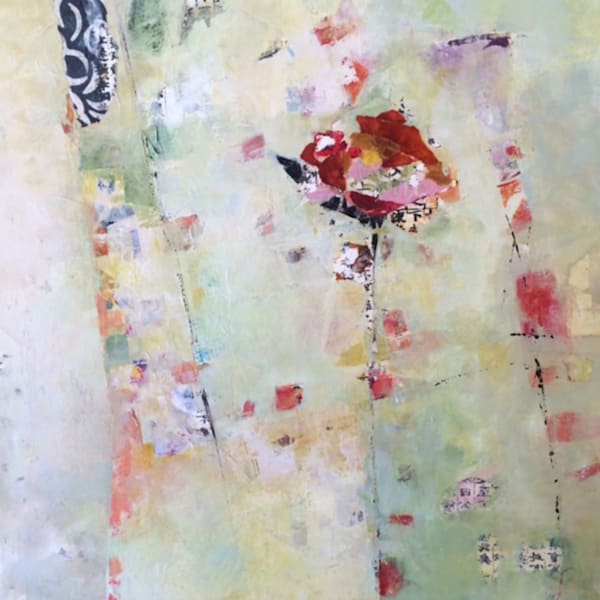 Susan Reed - Fine Art Paintings - Abstract and Conceptual Paintings for sale