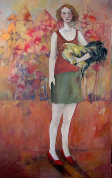 Susan Reed - Fine Art Paintings - Figurative Paintings for sale