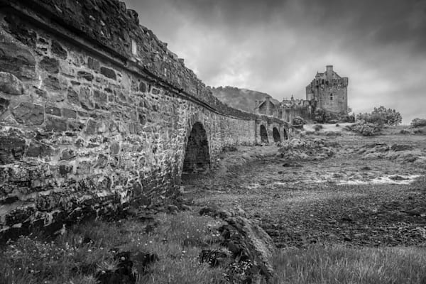 Isle of Skye Fine Art Photographs of landscape photography by photographer Roy Fraser on canvas