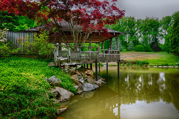 Fine Art Photographs of Brookside Gardens By Michael Pucciarelli