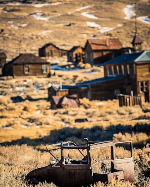 Old West Photo: Bodie California photo for sale by Barb Gonzalez Photography
