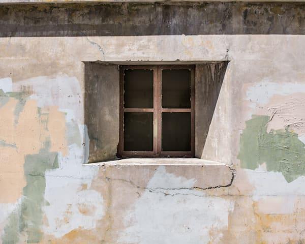 Fort Worden bunker window photo