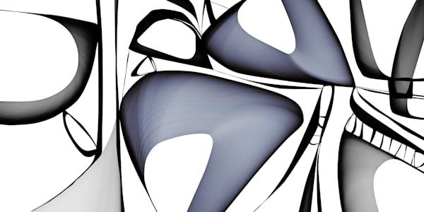 Orl 9795 2 Mid Century Abstract 1 Art   Irena Orlov Art