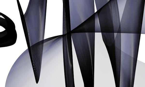 Orl 9804 Mid Century Abstract 10 Art | Irena Orlov Art