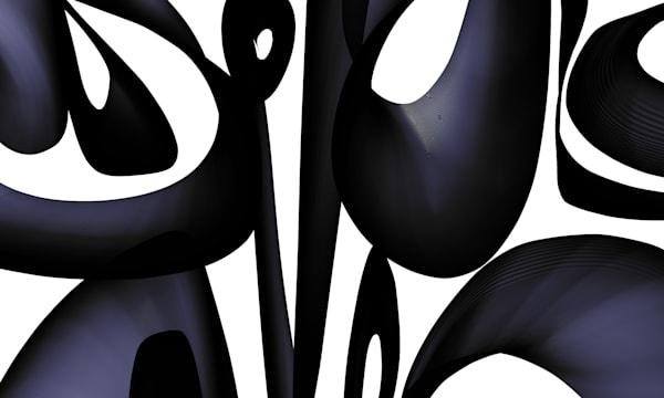 Orl 9812 Mid Century Abstract 17 Art | Irena Orlov Art
