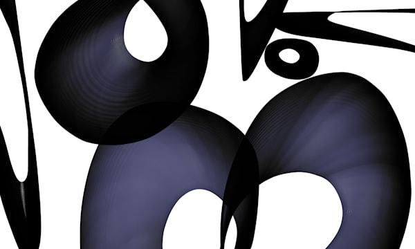 Orl 9813 Mid Century Abstract 18 Art | Irena Orlov Art