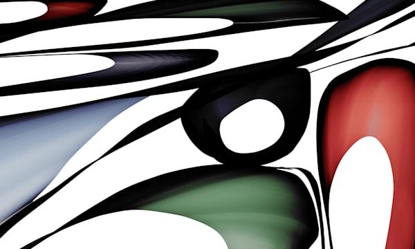 Orl 9816 Mid Century Abstract 21 Art | Irena Orlov Art