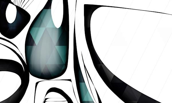 Orl 9826 Mid Century Abstract F3 Art   Irena Orlov Art
