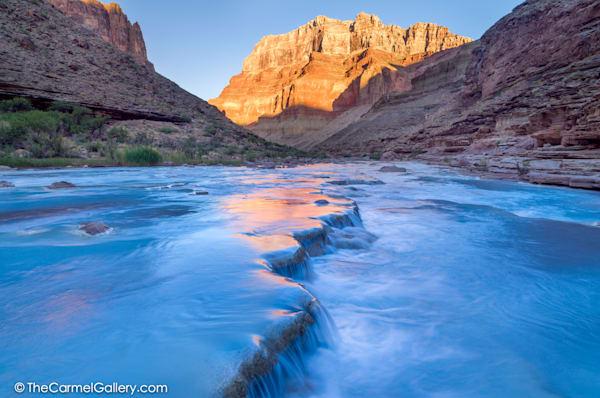 Sunrise, Little Colorado River