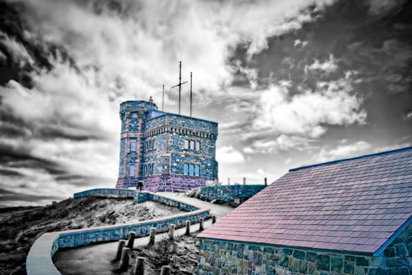 Cabot Tower - Colour Pop