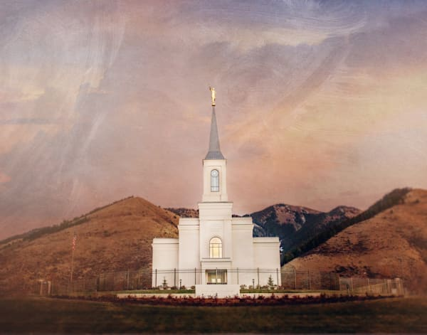 Wyoming LDS Temples