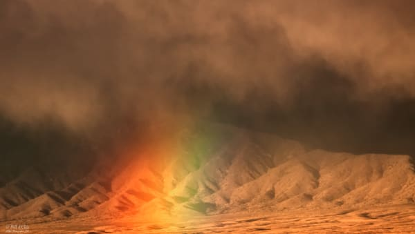 Sandia Skyscapes #7, d'Ellis Photographic Art, Photographs by Bill