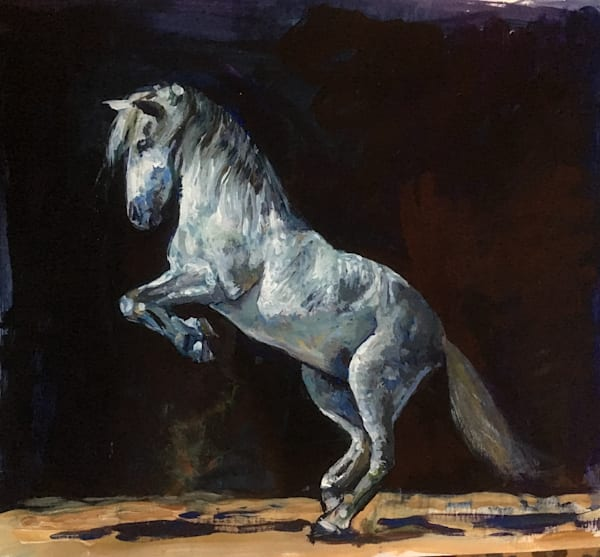 Equestrian Art Paintings