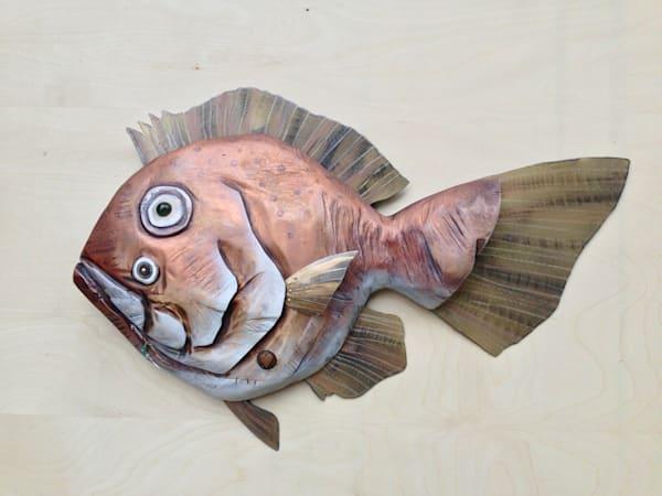 gold flounder