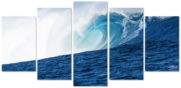 5 Piece Canvas Art Walls by Brad Scott