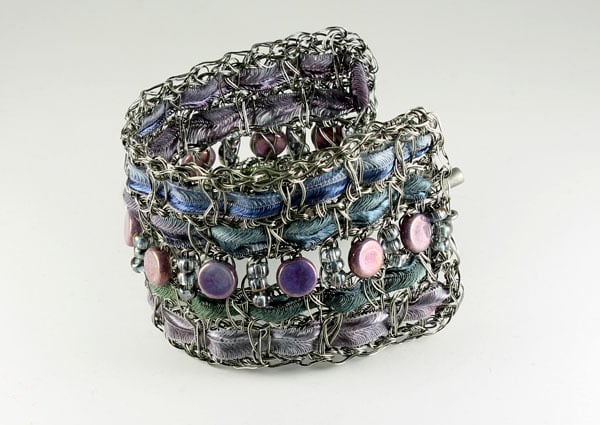 Mixed Media Cuff Bracelet | Southwest Jewelry Tucson
