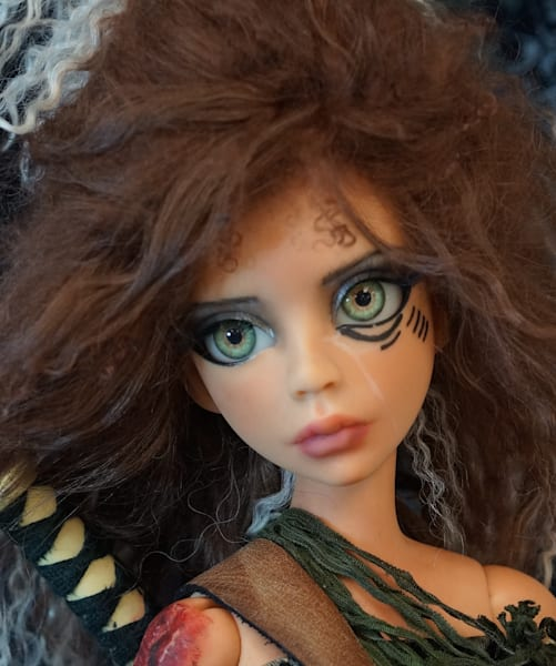 Juliet by Bo Bergemann http://www.Doll-Gallery.com - 37