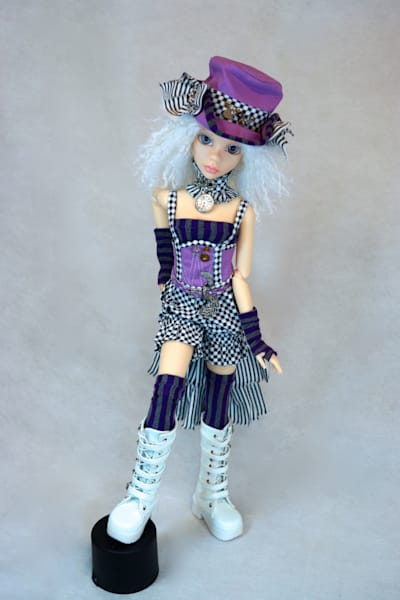 Juliet by Bo Bergemann http://www.Doll-Gallery.com - 41