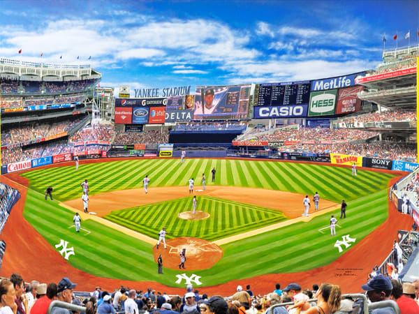 Derek Jeter Art - The Gallery Wrap Store