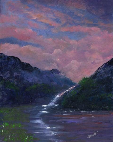Lavender Sky
