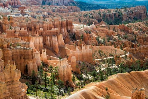 Queens Garden Bryce Canyon Utah - photos by JP Sullivan Photography - Fine art wall prints