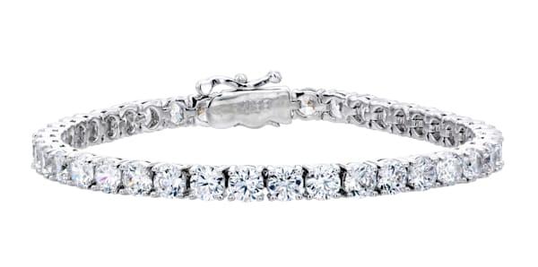 Silver Classic Tennis Bracelet | Southwest Jewelry & Art