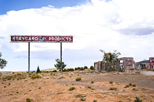 Standard Oil Products Photography Art | frednewmanphotography
