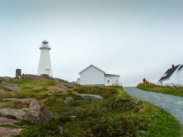 Cape Spear Nfld Photography Art | Sage & Balm Photography