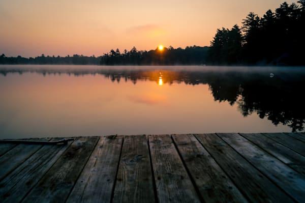 Misty Sunset Photography Art | Sage & Balm Photography