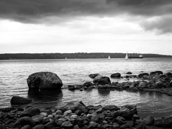 Stanley Park Beach Photography Art | Sage & Balm Photography