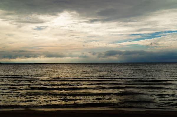 Lake Waves Photography Art | Sage & Balm Photography