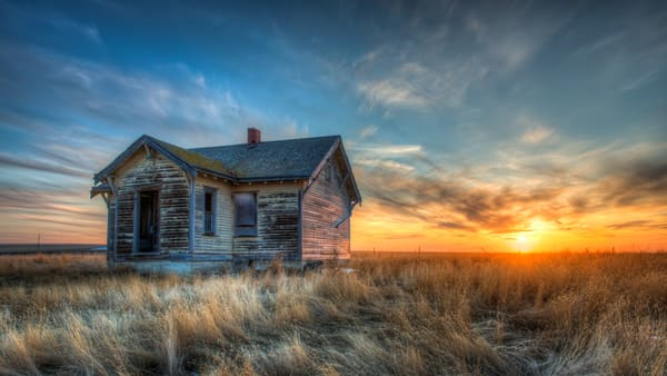 Rural Rustic Scenes, Abandoned Houses, buildings and more | Wayne Stadler's Photographs for Sale as Fine Art