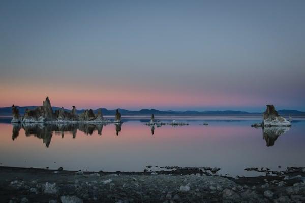 Mono Lake Tufas Sunset 2 Photography Art   Barb Gonzalez Photography