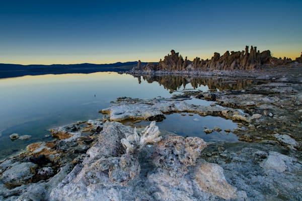 Mono Lake Tufas Sunset 1 Photography Art   Barb Gonzalez Photography