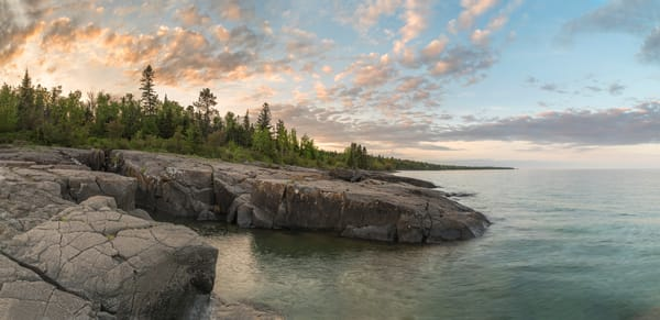 Stoney Point II captured along Lake Superior
