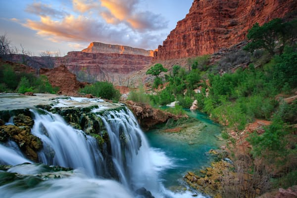 Havasupai Splendor Photograph for Sale as Fine Art