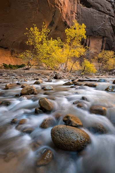 Autumn in the Narrows Photograph for Sale as Fine Art