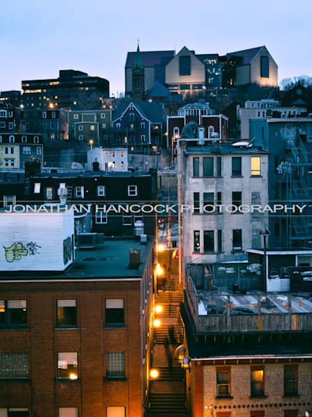 Friday Night   St. John's Photography Art | Hancock Gallery