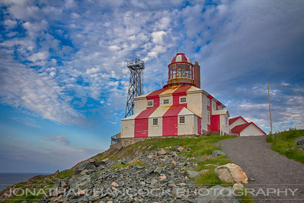 Lighthouse   Bonavista Photography Art | Hancock Gallery