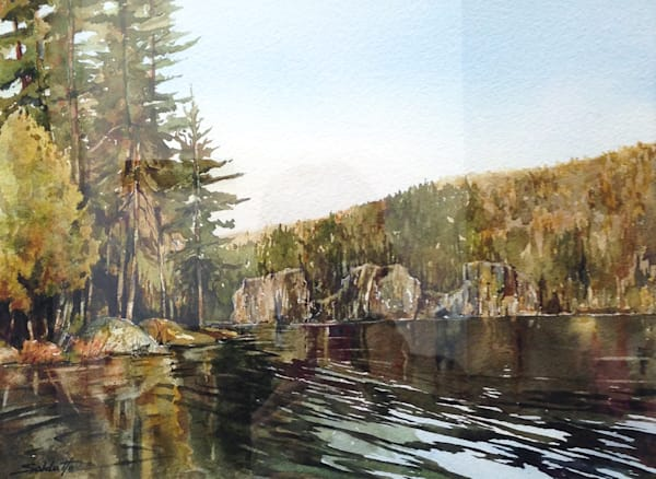 Algonquin by Anthony Saldutto | SavvyArt Market original painting