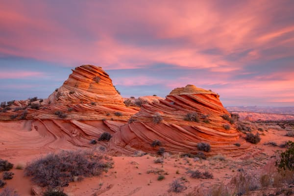Sunrise at the Buttes Photograph for Sale as Fine Art
